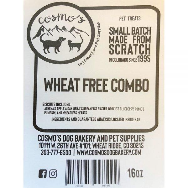 Wheat Free Combo 1 1