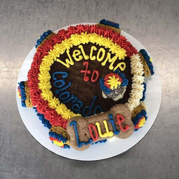 cakes welcome to colorado