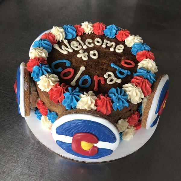 cakes welcome to colorado USA